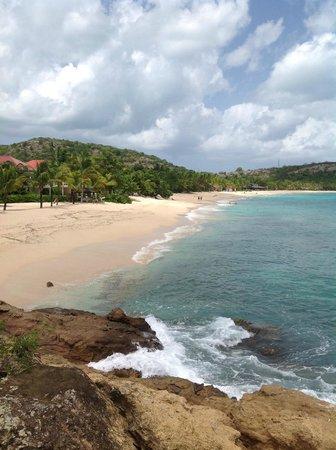 Galley Bay Resort : Beach