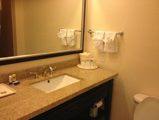 BEST WESTERN Longview: Bathroom