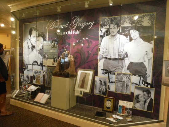 """Ava Gardner Museum: She and Gregory Peck were """"pals"""""""