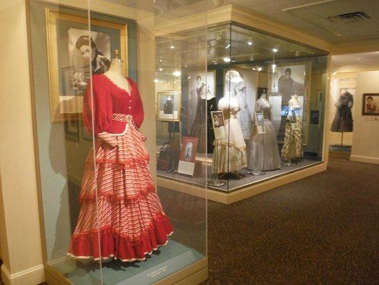 Ava Gardner Museum: Costumes