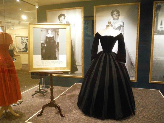 Ava Gardner Museum: Costume