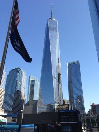 Conrad New York: 新ワールドトレードセンター