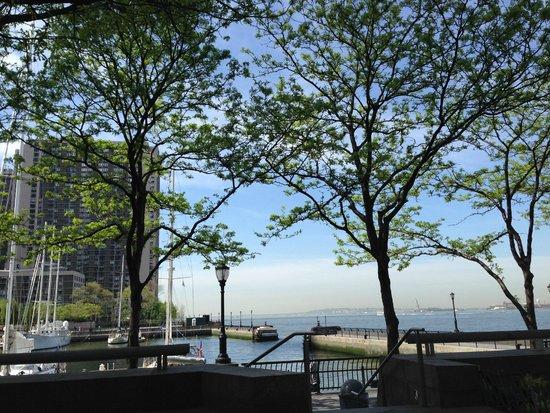Conrad New York: バッテリーパーク