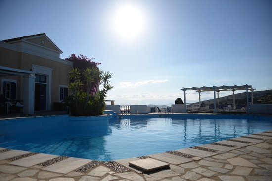 Lefkes Village Hotel: Pool