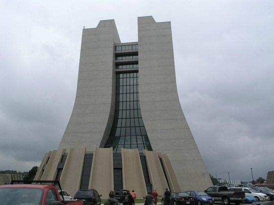 Fermi National Accelerator Laboratory: Office tower