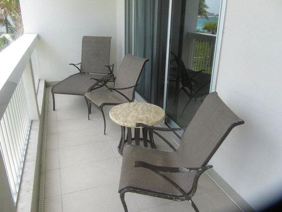 Le Vele Resort: Balcony