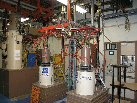 Fermi National Accelerator Laboratory: LINAC equipment