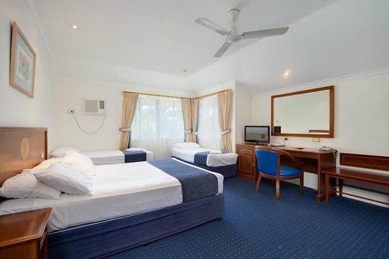 Cairns Southside International Family Room