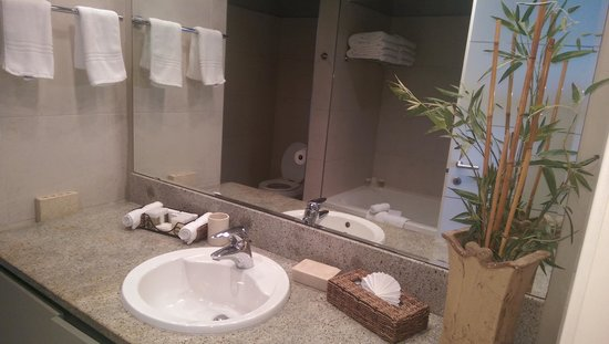 Le Vele Resort: Bathroom