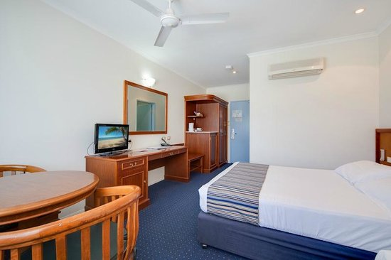 Cairns Southside International Guest Room