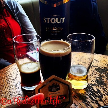 Franciscan Well Brewery: .