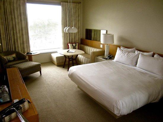 21c Museum Hotel Bentonville : Crisp clean contemporary