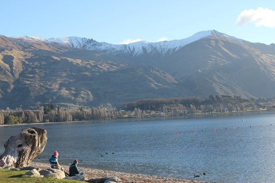 Wanaka Luxury Apartments: Lake Wanaka