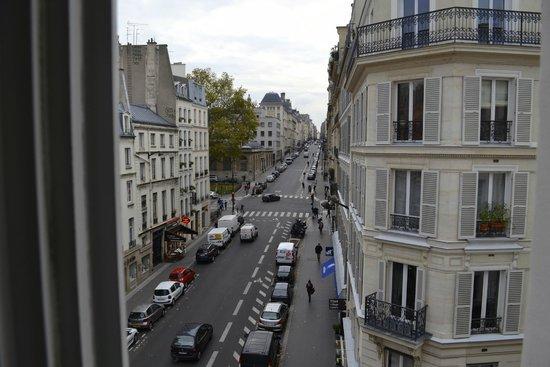Mercure Paris Notre Dame Saint Germain des Pres: view towards Sorbonne