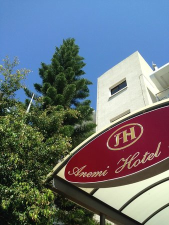 Anemi Hotel Apartments: hotel photo 2014