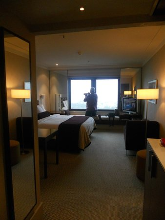 InterContinental Sydney : Eastern Harbour view room