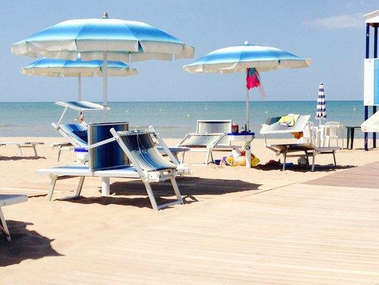 I Melograni: Spiaggia