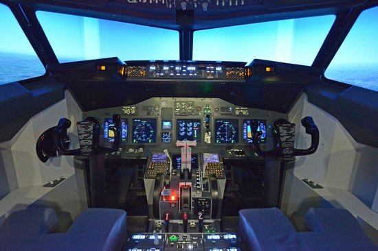 iTakeOFF - Flight Simulation Center