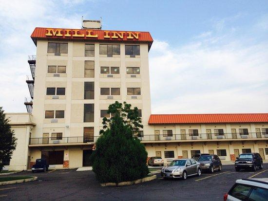 Mill Inn: Main Building