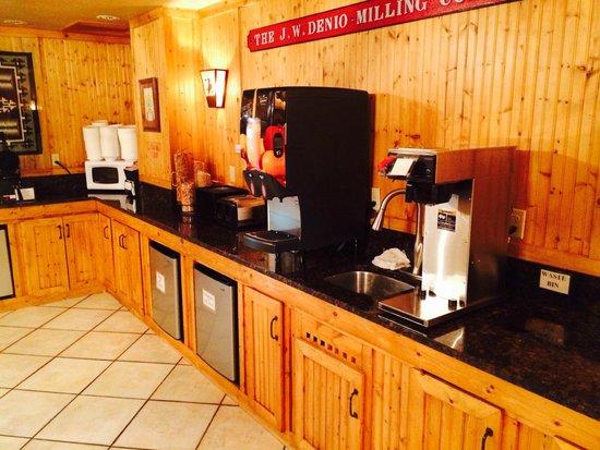 Mill Inn : Breakfast Bar