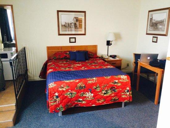 Mill Inn: Bedroom