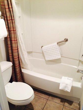 Mill Inn: Bathroom