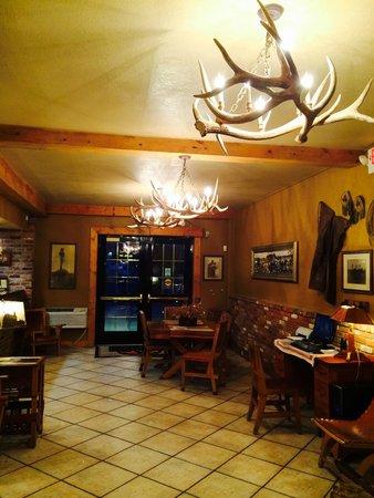 Mill Inn: Also the lobby