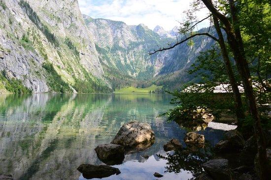Königssee : Obersee
