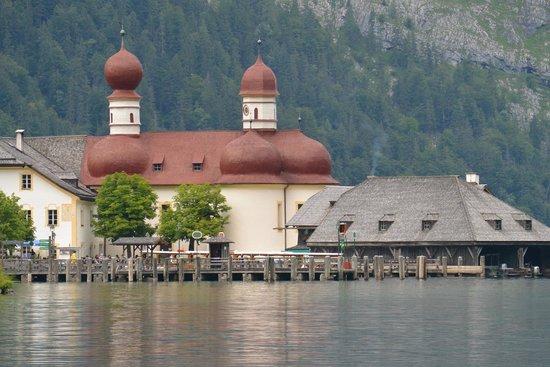 Königssee : St. Bartholomä