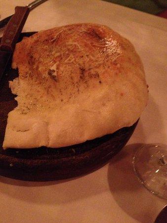Limoncello: The bread is divine!