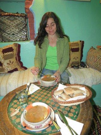 Dar Gabriel: Exquisita cena preparada por la esposa de Ben