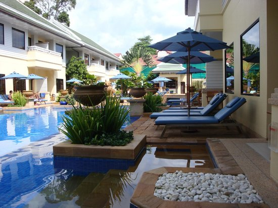 Holiday Inn Resort Phuket: Villa Pool