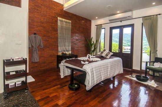 Luang Prabang View Hotel : Champa Hom Spa