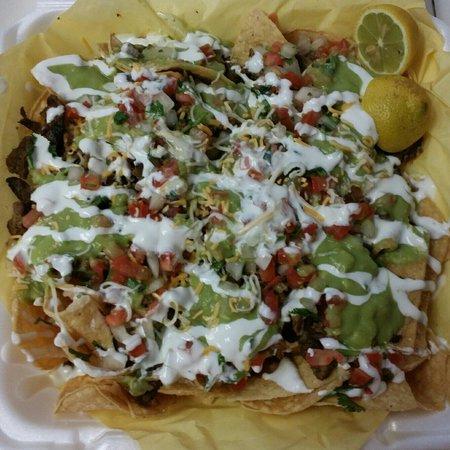 El Taco Loco : Carne asada chips
