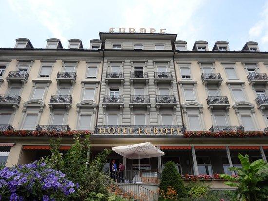 Grand Hotel Europe: Hotel