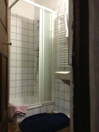 B&B Myriame Dolders: bathroom (ground floor room)