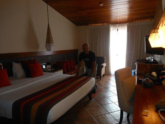 Cinnamon Citadel Kandy: La nostra camera