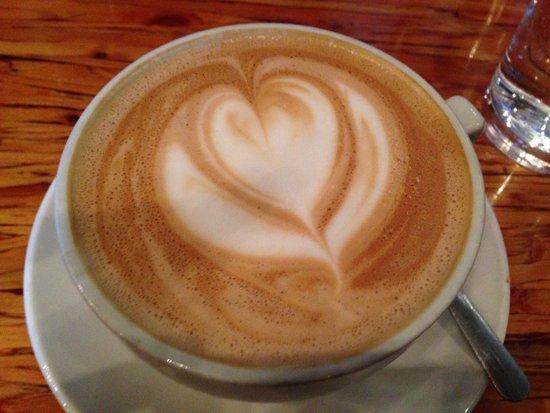 Cafe Medina: coffee