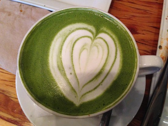 Cafe Medina: green coffee