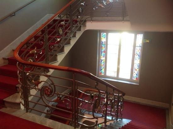 Ibis Lyon Centre Perrache: interior