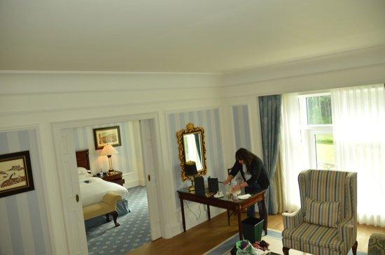 Powerscourt Hotel, Autograph Collection: our cove...