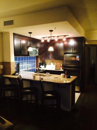 Stoneridge Mountain Resort by CLIQUE: Large Kitchen
