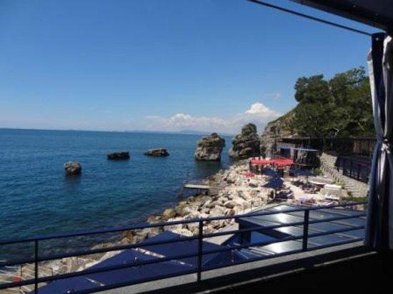 Capo La Gala Hotel: panorama