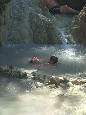 Borgo Tepolini: Bagni san filippo