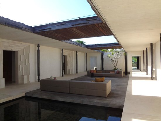 Alila Villas Uluwatu: 3 BR Lounging Area