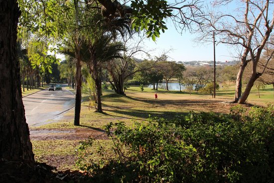 Sabi River Sun Resort: View of grounds