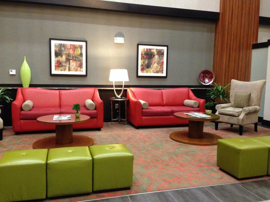 Holiday Inn Houston West-Westway Park : Lobby