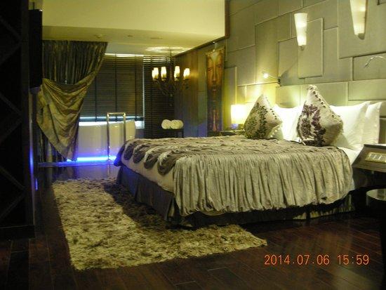 Radisson Blu Hotel: Room