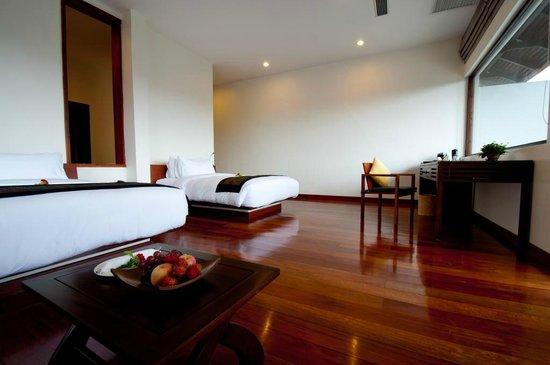 Luang Prabang View Hotel: Terrace Twin Room