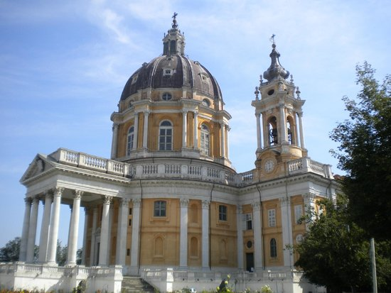 Basilica di Superga : Basilique